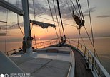 Sunset sail cruise with lunch,drinks, optional transfer and Super Cruise promo, Miconos, Grécia