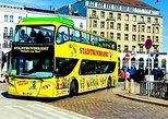 Hop-On Hop-Off Tour - Yellow Double Decker, Hamburgo, ALEMANIA