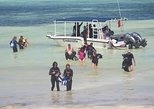 Scuba Diving. Zanzibar, Tanzania