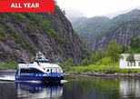 Fjord Cruise to Osterfjord and Mostraumen - Roundtrip from Bergen. Bergen, NORWAY