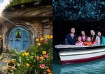 Hobbiton and Waitomo Caves Small Group Tour from Auckland. Auckland, New Zealand