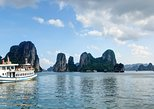 Halong Bay Full Day Tour with Kayaking and Seafood Lunch from Hanoi, ,