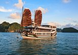 Experience 2 days 1 night on Traditional Boutique Halong Cruise. Halong Bay, Vietnam