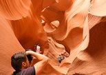 Las Vegas: Excursão para grupos pequenos em Antelope Canyon e Horseshoe Bend,