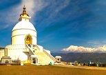 Half day Pokhara (Davis falls, Gupteshwor, Tibetan Refugee camp, Peace Pagoda). Pokhara, Nepal