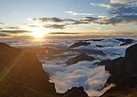 Sunrise Transfer To Pico Do Arieiro And Hike To Pico Ruivo. Funchal, PORTUGAL