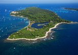 The beautiful Lérin islands await you, just in front of Cannes. Cannes, FRANCE