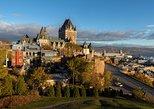 Ciudad de Quebec y las cataratas de Montmorency Tour de 1 día. Montreal, CANADA