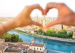 Visita a pie de Romeo y Julieta por Verona. Verona, ITALIA