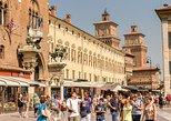 Walking Tour of Ferrara. Ferrara, ITALY
