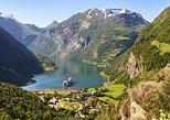 Eagle Road, Flydalsjuvet Viewpoint and Mount Dalsnibba. Andalsnes, NORWAY