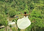 Ubud : Monkey Forest - Jungle Swing - Rice Terrace - Water Temple and Waterfall. Seminyak, Indonesia