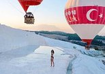 Best Rates Pamukkale Hot Air Balloon Tour. Pamukkale, Turkey