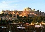 Acropolis of Athens, New Acropolis Museum, Greek Dinner Tour. Atenas, Greece