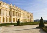 Chateau e jardins especiais de Skip-a-line de Skip-the-line. Versalles, França