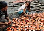 FullDay tuk tuk Tour:BambooTrain , bat cave,local lifestyle test local food, Battambang, CAMBOYA