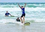 2hr Beginner surf lesson. Noosa y Sunshine Coast, AUSTRALIA
