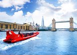 London Thames River High-Speed Small-Group RIB Cruise,