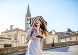 Day Trip from Bordeaux to St. Emilion by Train. Bordeaux, FRANCE