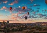 Cappadocia Hot Air Balloon Ride. Goreme, Turkey