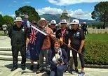 Monte Cassino Bombing and WW2 Battlefield tour. Gaeta, ITALY