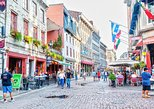 Old Montreal interactive city tour, at your own pace.,