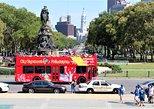 Excursão turística em ônibus panorâmico de dois andares pela Filadélfia. Filadelfia, PA, ESTADOS UNIDOS