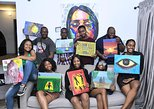Sip & Paint at The Metaphor in Lagos. Lagos, Niger