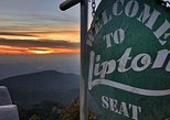 Enjoy the Sunrise at the Famous Lipton Seat - Tea and Picnic Breakfast included. Nuwara Eliya, Sri Lanka