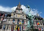 Private 8-hour excursion to Ghent and Antwerp from Brussels with Hotel Pick Up, Bruselas, BELGICA