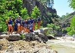 Tazı Canyon + Köprülü Canyon Rafting + Jeep Safari, Side, TURQUIA