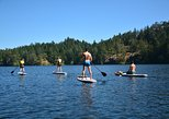 SUP'Xperience the Gorge Waterway Park, Isla de Vancouver, CANADA