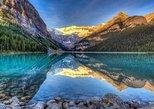 Lake Louise & Yoho N.P & Moraine Lake 1-Day Tour from Calgary or Banff,