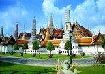 Bangkok City and Temples Tour with Grand Palace Admission,