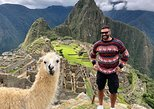 Machu Picchu Entrance Ticket,