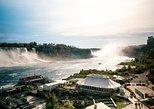 Lo mejor de las cataratas del Niágara desde Niagara Falls, Ontario. Cataratas del Niagara, CANADA
