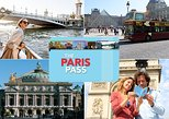 Paris Pass Including Hop-On Hop-Off Bus Tour and Entry to Over 60 Attractions, Paris, França
