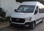 Tunis private minibus arrival & departure airport transfer to Skanes, Monastir, TUNEZ