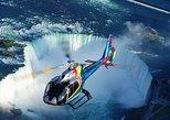 Niagara Falls Canada Tour: Helicopter, Cruise, Skylon Tower. Cataratas del Niagara, CANADA