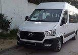 Monastir private minibus arrival & departure airport transfer to Nabeul, Monastir, TUNEZ