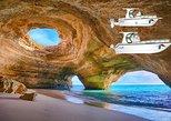 Desde Portimão: Crucero en catamarán de 2,5 horas a las cuevas de Benagil. Portimao, PORTUGAL