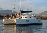 Marbella.Paseo de3H en catamarán en grupo reducido con avistamiento de delfines. Marbella, ESPAÑA