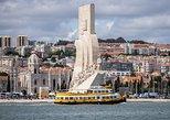 Recorrido en barco amarillo con paradas libres por Lisboa, Lisboa, PORTUGAL