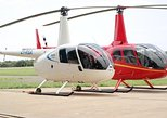 Helicopter tour in Moscow,