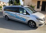 Private Transfer from Larnaca Airport to Limassol up to 7(pax) in 7 seater Taxi, Larnaca, CHIPRE