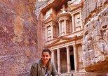 Excursión de 4 días a Jordania: Monte Nebo, Kerak, Petra, Wadi Rum, Sitio del Bautismo, Amman,