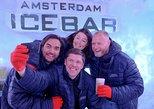 Ingresso de entrada rápida no XtraCold Icebar Amsterdam,