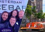 Superahorro en Ámsterdam: Xtracold Icebar y crucero por el canal,
