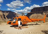 Las Vegas to Grand Canyon Helicopter Tour with Champagne,
