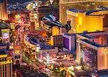 Voo de helicóptero por Lãs Vegas Strip com transporte,